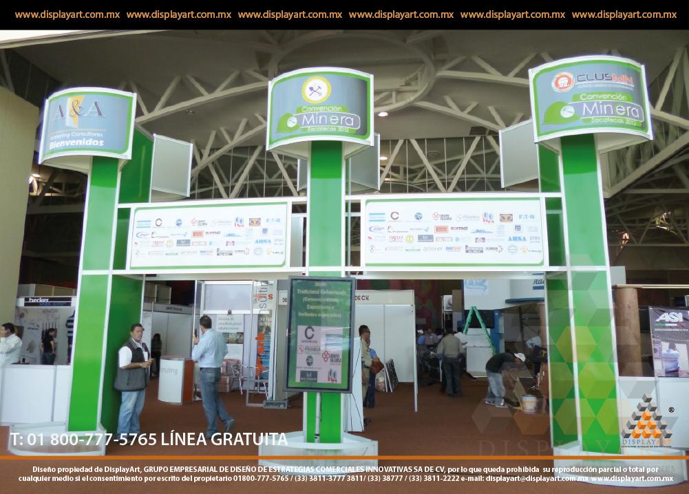 Stands Para Expo En Guadalajara : Diseño de stands para expos renta de stands publicitarios venta